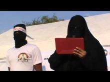 Embedded thumbnail for خيمة الأئتلاف العاشورائيه   كلمة حرائر الثوره الزينبيات